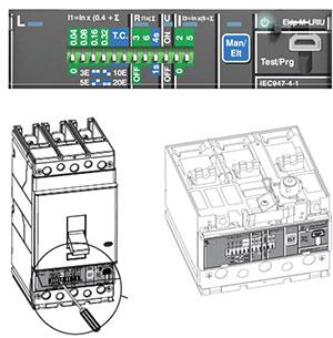 Новые расцепители АББ для защиты двигателя PR222MP