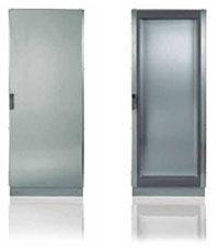 Шкафы из нержавеющей стали серий ISX, производства АББ