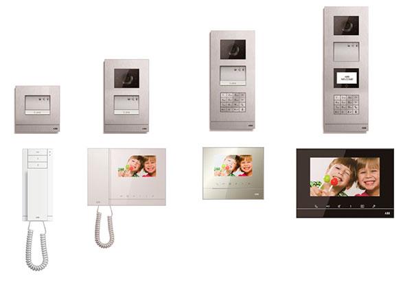 Домофонная система ABB-Welcome M