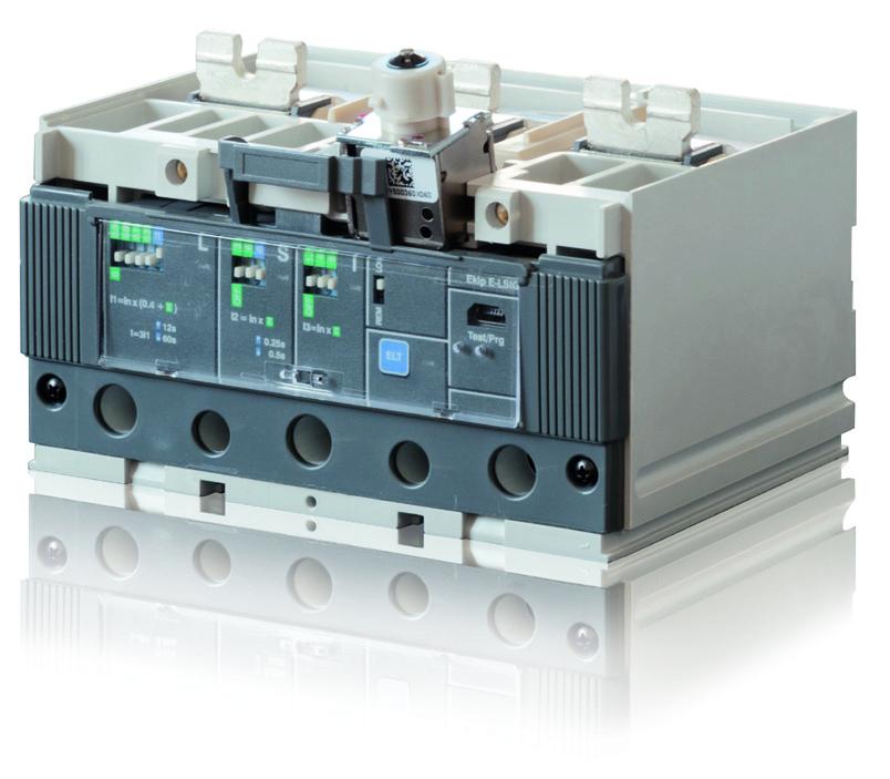 Расцепитель Ekip E-LSIG для Тmax T5