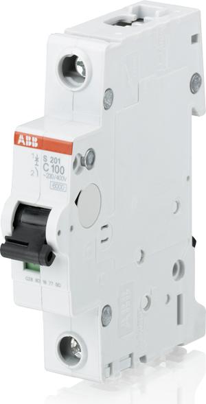 Автоматический выключатель S201 100A
