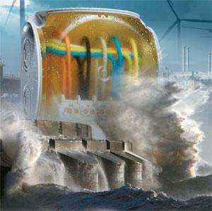 Влагозащищенная ответвительная коробка Hensel серии WP ENYCASE нового поколения