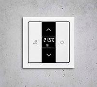 Комнатный терморегулятор АББ для системы управления ABB-free@home®