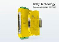 Новое реле безопасности от Phoenix Contact серии PSR Mini