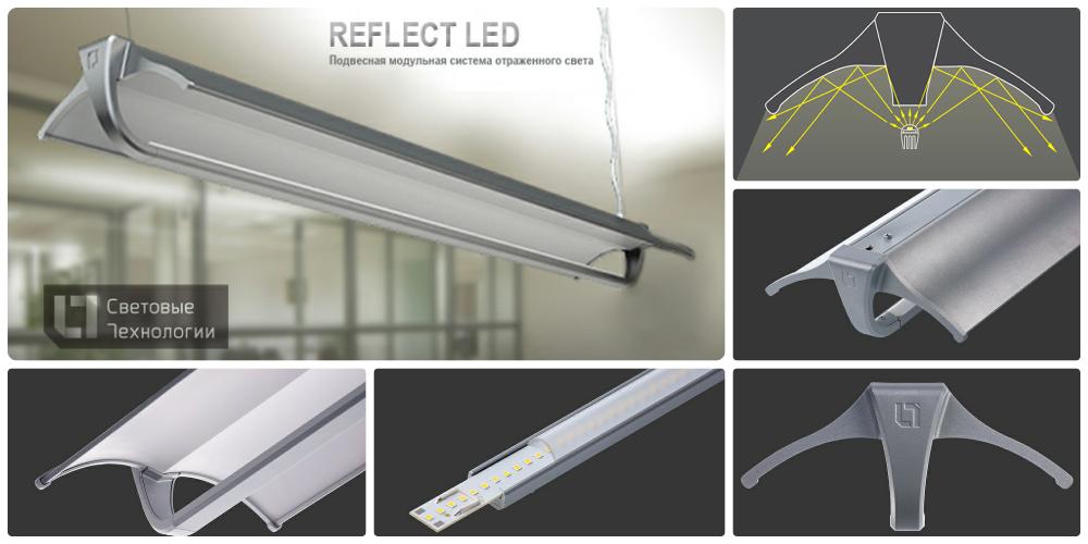 REFLECT LED