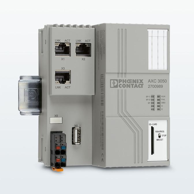 Контроллер Axiocontrol AXC 3050