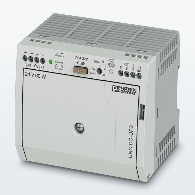 Компактный ИБП UNO POWER со встроенным энергоаккумулятором